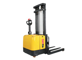 Power Stacker (Straddle Type) With EPS (Electric Power Steering)