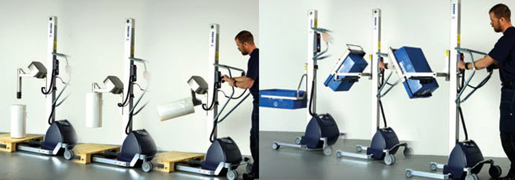 Next Generation Ergonomic Lifting Trolleys