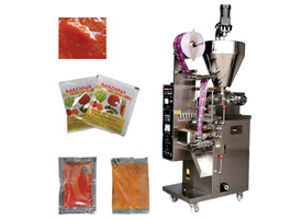 Sauce-Ketchup Packaging Machines