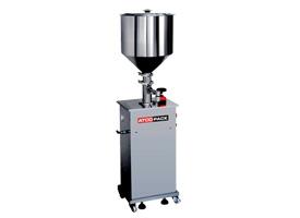Semi Automatic Lotion / Cream Filling Machine