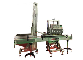 Linear High Speed Capping Machines (Screw Type)