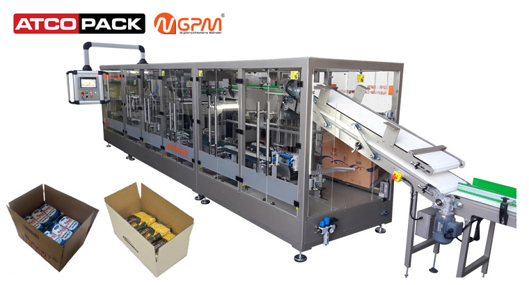 Automatic Carton Packaging Machine