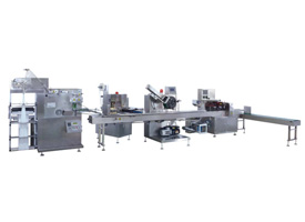 Fully Automatic Disposable Cutlery Packaging Machine