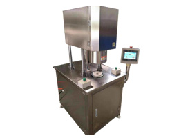 Semi Automatic Vacuum Nitrogen Can Seaming Machine