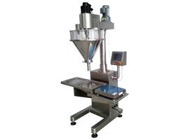 Semi Automatic Auger Filling Machine Servo Motor Based
