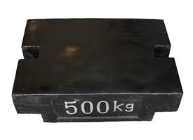 500kg Standard Weight
