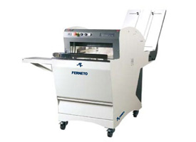Automatic Tabletop Bread Slicer