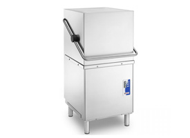 CE24 Fixed Basket Dishwasher
