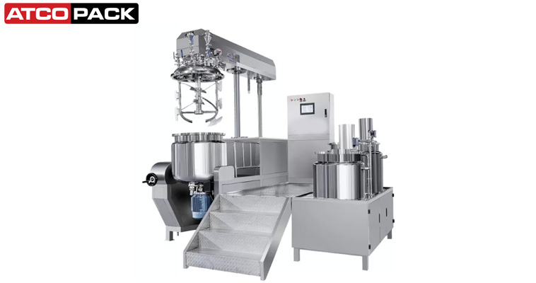 Lotion Making Machine