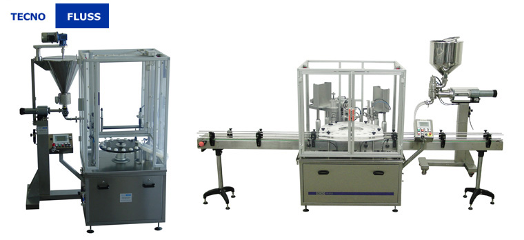 Monoblocks for Filling and Capping