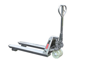 2 Ton Capacity Stainless Steel Hand Pallet Truck