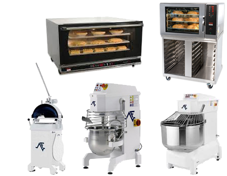 BAKERY & CONFECTIONERY EQUIPMENT