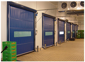 High Speed Doors / Sectional Doors