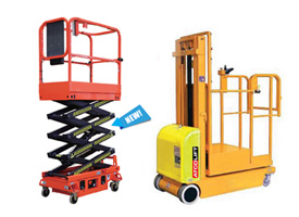 Scissor Lifts & Order Pickers
